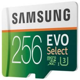 Cartao de memória 256 gb