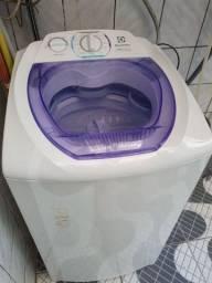 Máquina de lavar electrolux 8kg turbo economia