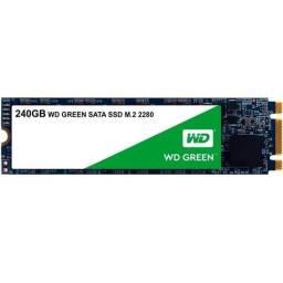SSD M.2 SATA 240GB WD GREEN