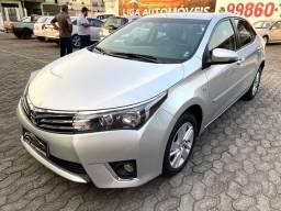 Título do anúncio: Toyota Corolla Gli 1.8 Flex Aut. 2016 Oportunidade