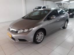 Título do anúncio: Honda Civic 1.8 LXS 2015 Flex Automatico Completo