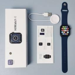 Smartwatch Idêntico ao da Apple Iwo 13 MAX com Brindes