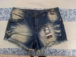 Short jeans de boutique
