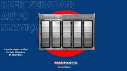 Título do anúncio: Refrigerador Expositor AutoServico Fricon