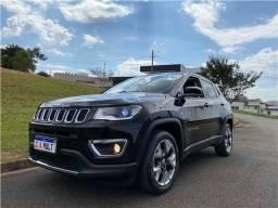 Jeep Compass 2018 2.0 16v flex limited automático