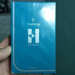 Perfume Eudora Acqua 100Ml,Lacrado,NOVO/ACEITO TROCAS
