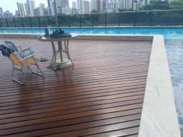 Apartamento em Miramar  201m2/Vista definitiva.Prox.ao Pão de açúcar
