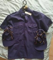 Gandola/Camisa Nova - Escoteiro ramo Lobinho