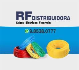 Fios elétricos 100% cobre