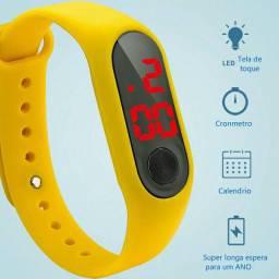 Relógio digital para uso infantil e adulto