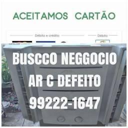 Título do anúncio: Ar Condicionado 10.000 Btu 110V Classe A Ac Cartão 5x Pix C Garantia Lavado