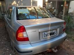 Hyundai Accent GLS sedan 2000