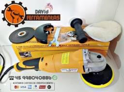 Lixadeira Politriz/Esmerilhadeira Hobby 950w 220v Nova