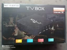 Título do anúncio: Tv Box MXQ 256gb (Entrego e Instalo)