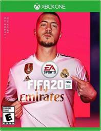 FIFA 20 XBOX ONE MIDIA FISICA 50 REAIS