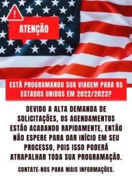 Título do anúncio: Assessoria Visto americano