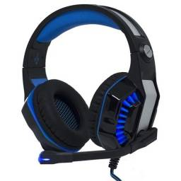 Fone Headset Gamer Knup Kp-491 Pc, Ps4, X-Box One E N-Switch