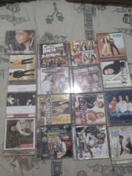 CDs originais o pacote