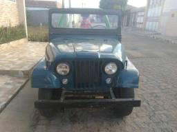 Título do anúncio: Vendo / troco jeep willys