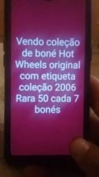 boné Hot Wheels original Rara