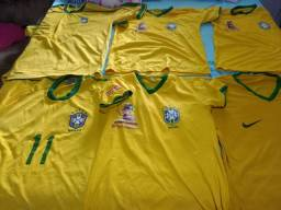 Título do anúncio: Coleção Da Seleção Brasileira