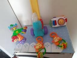 Kit brinquedos Fischer Price