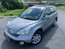 Honda cr-v exl 2.0 4wd / top de linha / aut