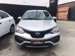 Título do anúncio: Toyota Etios Xplus SD Completo 1.5 2020 48x886,25