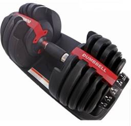 Halter Regulável Dumbell WCT Fitness