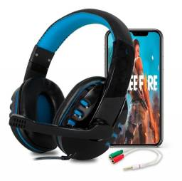 Fone Gamer Pc Ps4 Xbox E Celular Android Ios Free Fire Pugb headset gamer