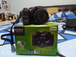 Câmera Sony Cyber-shot DSC-H200 20.1Mp