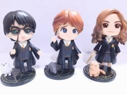 Miniaturas Harry Potter ... Trio