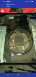 Trabalho com limpeza e manutenção