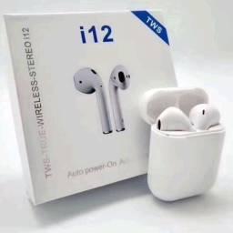 Fone Bluetooth recarregavel i7s