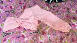 blusa rosinha