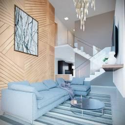 Título do anúncio: Sobrado com 4 dormitórios à venda, 235 m² por R$ 1.300.000,00 - Setor Bueno - Goiânia/GO