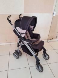 Carrinho Infanti + Bebê conforto