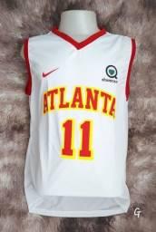 Camisa de Basquete Atlanta