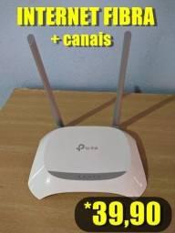 internet fibra net roteaador