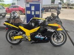 Título do anúncio: Vendo Kawasaki Ninja 1.100cc