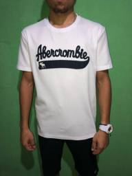 Camiseta masculina varias marcas