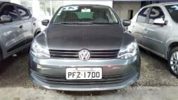 Título do anúncio: Volkswagen - Voyage Trend G6 1.6 2013 C/gas Completo