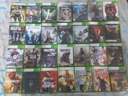 Jogos Originais de Xbox 360 - Aceito cartão