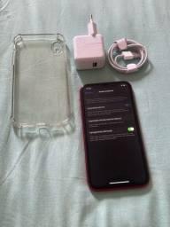 iPhone XR 128gb (Vermelho)