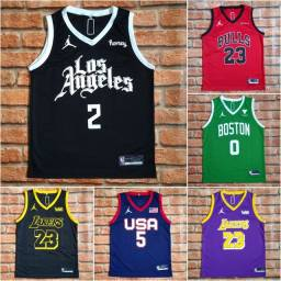 Título do anúncio: Camisas de basketball