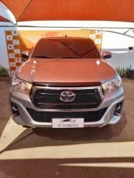Título do anúncio: Toyota HILUX SRV CD 4X4 AUTOMÁTICO