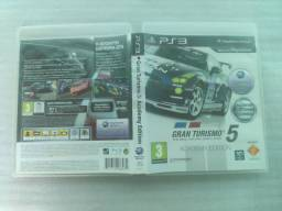 Jogo Gran Turismo 5