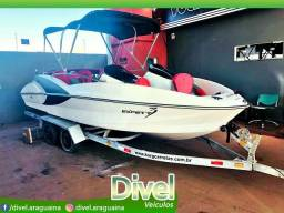 Jetboat Colluna Expert 3 2015 Motor Mercury 200cv 90 horas - 2015