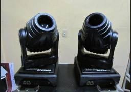 Vendo 8 Movings Head Giotto Spot 400