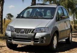 Fiat Idea Adventure Flex - 2008